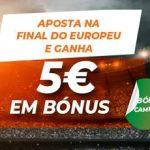 """NossaAposta – """"Bónus à Campeão"""": 5€ em Bónus"""